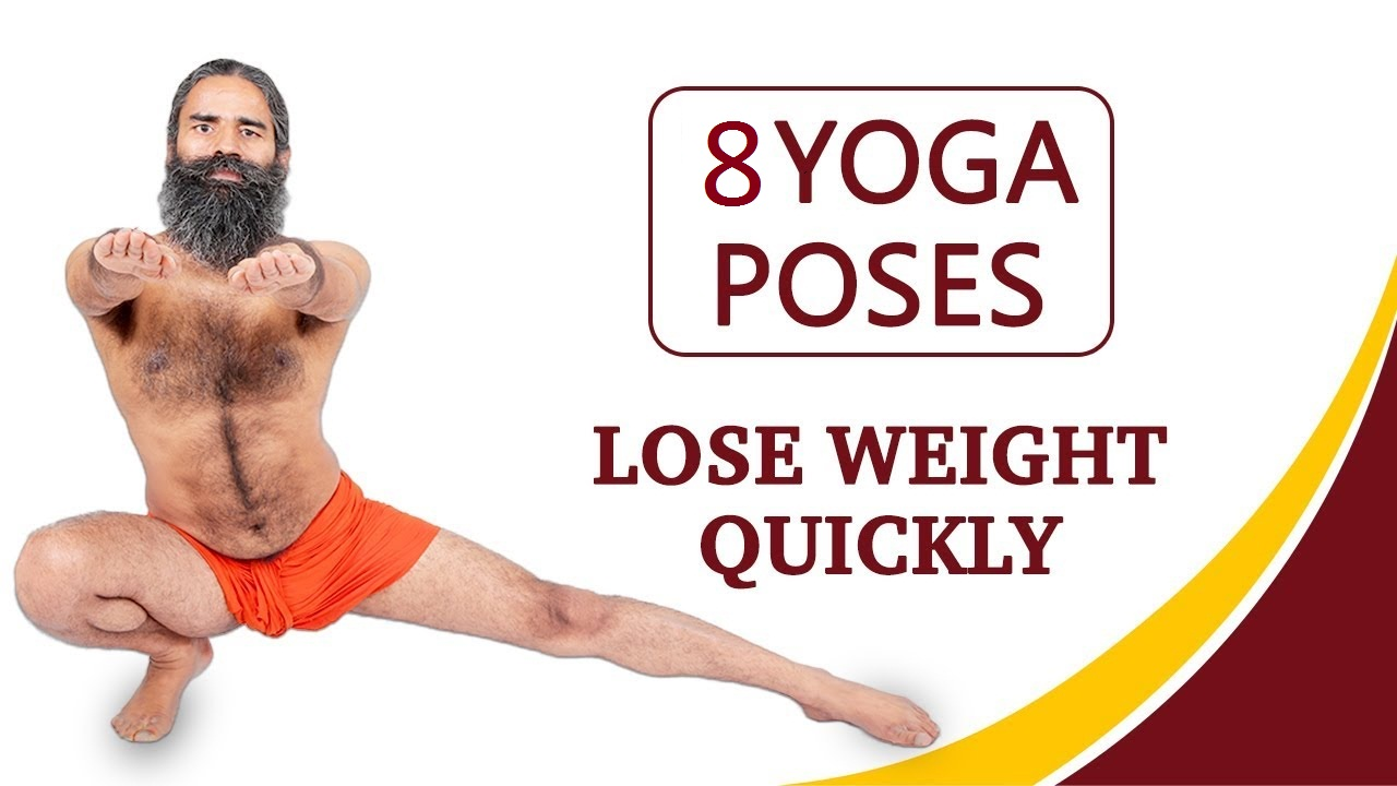 8 Daily Yoga practice to Lose weight